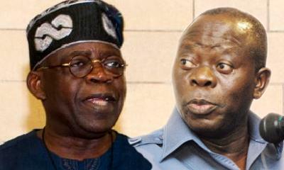 INEC: Group Hails Tinubu, Oshiomhole On Lagos APC Candidates List