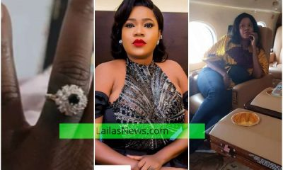 Toyin Abraham's Engagement To Lawyer Fiancé Crashes