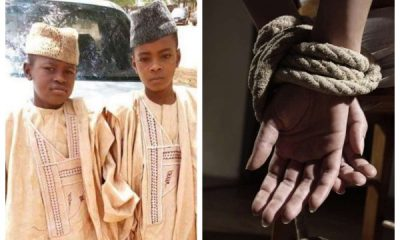 Two Young Boys Kidnapped In Zamfara State