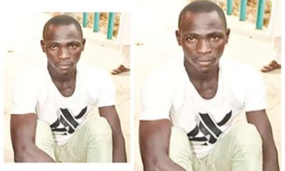 We Pluck Human Eyeballs And Sell For N250K – Man Confesses