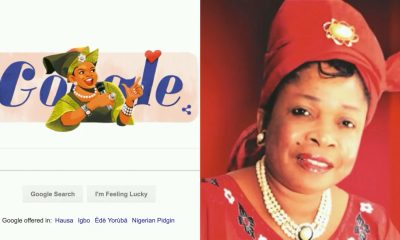 Google Honours Christy Essien-Igbokwe With Doodle For Her 58th Posthumous Birthday