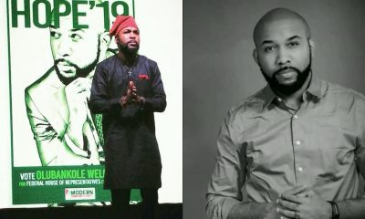 Singer Banky W Joins House Of Rep Race For Eti-Osa Local Government