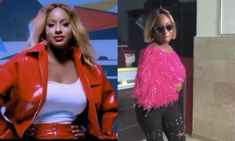 Nigerians Unimpressed By DJ Cuppy's New Video 'Charged Up'