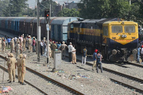 2-Year-Old Raped And Left For Dead Beside Railway Tracks In India