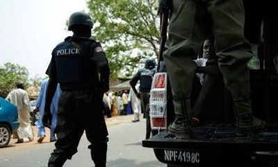 We Have 334,000 Policemen, Says Police IG