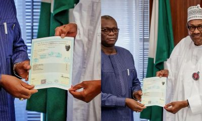 WAEC: Why Buhari's Current Passport Photo Appeared On The Attestation Certificate