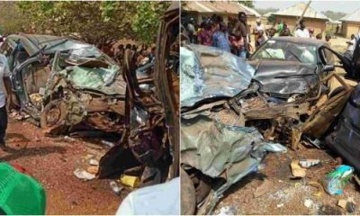 30 PDP Members Die In Road Accident In Benue