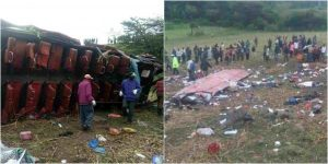 5 People Die, 9 Injured In Accident In Enugu