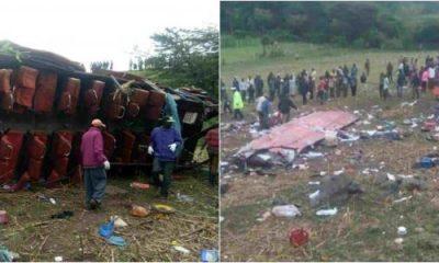 5 People Die, 9 Injured In Accident In Enugu