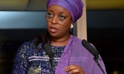 Court Grants EFCC Leave To Arraign Former Minister Of Petroleum, Alison-Madueke
