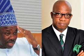 Ogun APC Crisis Deepens As Governor Amosun Vows To Work Against Party's Governorship Candidate, Dapo Abiodun