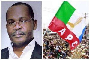 APC Addresses Olawole Oluwo's Resignation