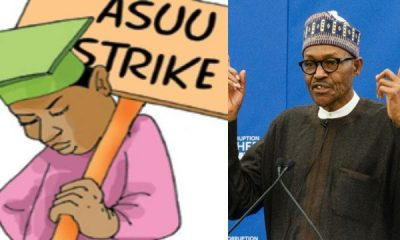 ASUU Strike: FG Withdraws `No Work No Pay' Threat