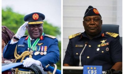 """Alex Badeh's friend was abducted by gunmen, shortly after the former Chief of Defence Staff was shot dead while returning from his farm. Alex Badeh's friend abducted by gunmen after he was shot dead lailasnews Share The Nasarawa State Police Command who confirmed that the former Military Chief's driver survived the attack, disclosed that Alex Badeh's friend was abducted. The details were contained in a statement on the preliminary investigation into the murder, shortly after some crack detectives were deployed in Nasarawa State by Inspector-General (IG) Idris Kpotun Ibrahim. The statement read: """"The former CDS suffered gunshot injury which resulted to his death,while his driver was injured and the said friend abducted. """"The corpse of the late Air Chief Marshal and the injured driver have been taken to Nigerian Air Force (NAF) Hospital, Abuja."""" The statement added: """"Following the directive of the Inspector-General of Police, the Commissioner of Police in Nasarawa State and some senior military personnel have visited the scene alongside IGP's Intelligence Response Team ([RT) and Special Tactical Squad (STS), who are to carry out discrete investigation into the case. """"The Police Command, Nigerian Army and Air Force personnel led by Deputy Commissioner of Police are in the area immediately the incident occurred with a view to rescuing the abducted person and arrest the perpetrators of this dastardly act. """"The Commissioner of Police in Nasarawa State has called on members of the public with useful information that can aid the ongoing investigation to come forward with it or contact GSM lines 0803304I306 and 08033097663. He said such information shall be treated with utmost confidentiality."""""""