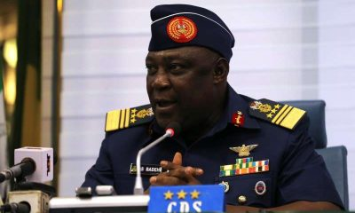 BREAKING: Ex-Chief Of Defence Staff, Alex Badeh Reportedly Murdered