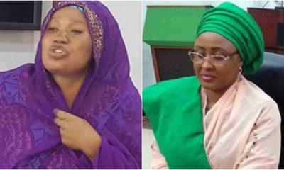 Amina Villa Is Not My Associate, Says Aisha Buhari