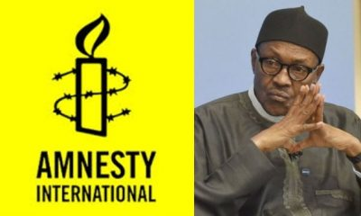 Amnesty International Accuses Nigerian Government Of 'Unwillingness' To Deal With Boko Haram