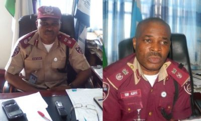 Anambra FRSC Commander Dies In An Auto Crash