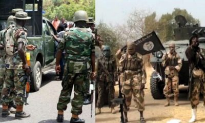 Boko Haram Attack Military Base In Yobe, Kill Two Soldiers