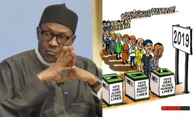 Buhari Rejects Electoral Bill For The Fourth Time
