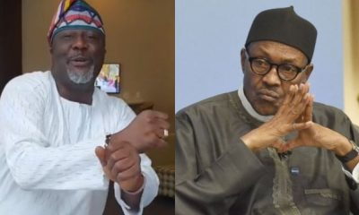 Dino Melaye Attacks Buhari, APC In New Hit Song (video)
