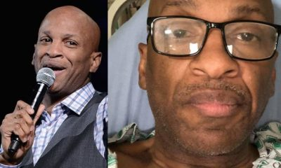 Donnie Mcclurkin Survives Accident, Saved By Two Angels