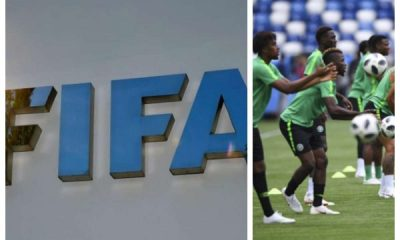 FIFA rankings: Super Eagles End Year In 44th Position
