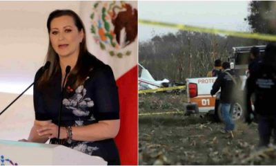 Female Mexican Governor Martha Erika Alonso Dies In Helicopter Crash
