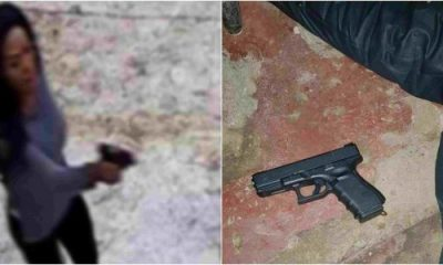 Female Robbers In Anambra Engage Police In Gun Battle