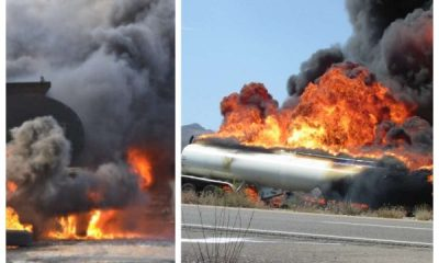 Fuel Tanker Explodes In Rivers State