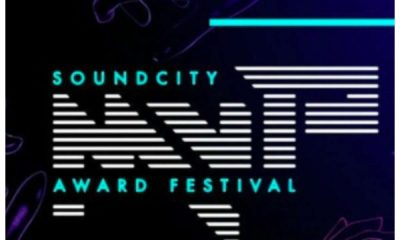 Full Lists Of 2018 Soundcity MVP Awards Nominees