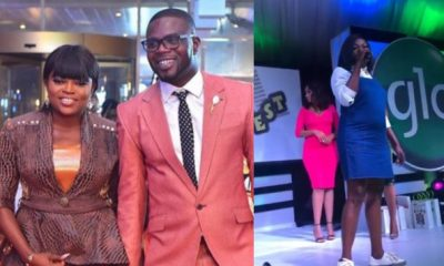 Congratulations! Funke Akindele Welcomes Twins With Husband JJC Skillz