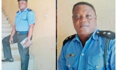 Hoodlums Murder Police Officer In Lagos State