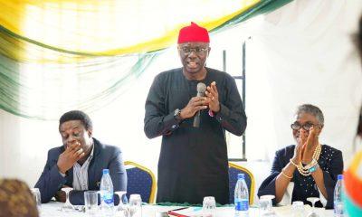 "Babajide Sanwo-Olu(@JideSanwoolu) Unveils ""THEME"", His 5 Pillars of Development #ForAGreaterLagos"