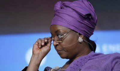 Court Asks EFCC, DSS To Arrest Diezani Within 72 Hours