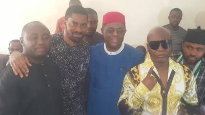 Deji Adeyanju Granted Bail As Fani Kayode, Charly Boy Storm Abuja Court