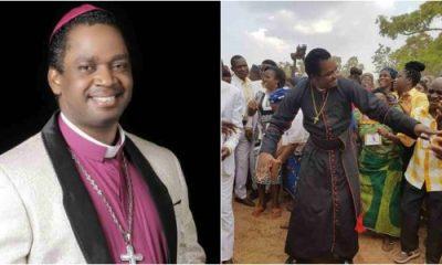 'll Be Benue Governor In 2019, President In 2023 – Bishop Sam Zuga