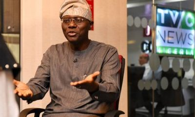 I Set Up Nigeria's First Pension Commission… Get It Out Of Your Blocked Brains That I Just Appeared – Sanwo-Olu