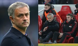 BREAKING! Jose Mourinho Sacked By Manchester United