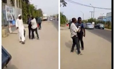 Jumia Dispatch Rider Punches Customer For Rejecting An Item