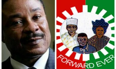 Labour Party Presidential Candidate Joins APC
