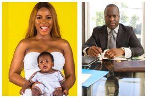Linda Ikeji: How Sholaye Jeremi Dumped Me After I Got Pregnant For Him
