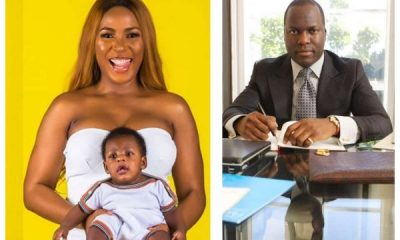 Linda Ikeji: How Sholaye Jeremi Dumped Me After I Got Pregnant For Him