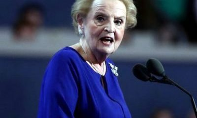 I May Consider Political Asylum — Ex US Secretary Of States, Albright