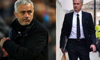 Mourinho Blames Ferdinand And Scholes For His Sacking