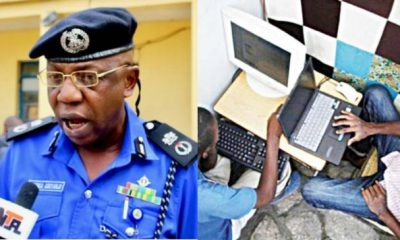 "Ondo Commissioner Of Police Accused Of Being Friends With ""Yahoo Boys"""