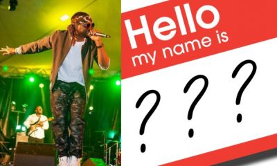 Paul Okoye Announces Change Of Name