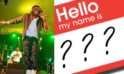 Paul Okoye Announces Change Of Name
