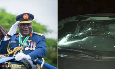 Viewer Discretion: Photos From Ex-Chief Of Defence Staff Alex Badeh's Murder Scene