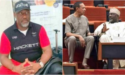Police Attempting To Kill Dino Melaye With Tear Gas In His House – Ben Bruce
